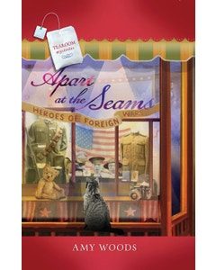 Apart at the Seams- Tearoom Mysteries - Book 20