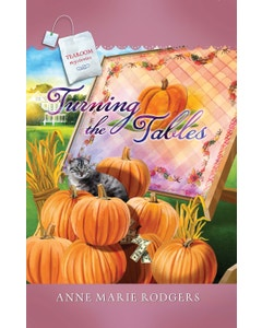 Turning the Tables- Tearoom Mysteries- Book 21