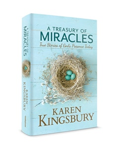 A Treasury of Miracles - Karen Kingsbury