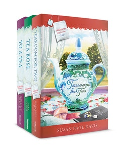 Tearoom mysteries book series