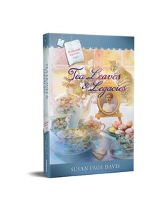 Tea Leaves and Legacies - Tearoom Mysteries - Book 27