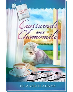 Crosswords and Chamomile Book Cover