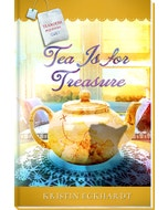 Tea is for Treasure Book Cover