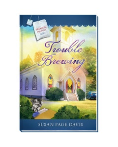 Trouble Brewing - Tearoom Mysteries - Book 9