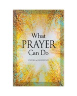 What Prayer Can Do Book Cover