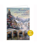Blessings of Peace 2021 Greeting Cards