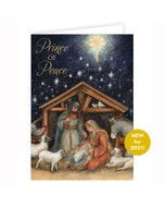 Prince of Peace 2021 Christmas Cards