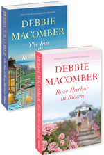 Debbie Macomber 2-Book Set: The Inn at Rose Harbor & Rose Harbor in Bloom
