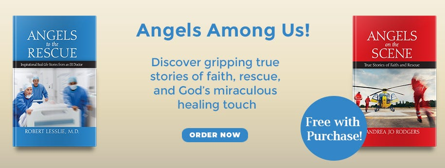 Angels to the Rescue - FREE GIFT