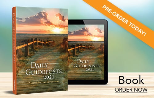 Daily Guideposts 2021 Book