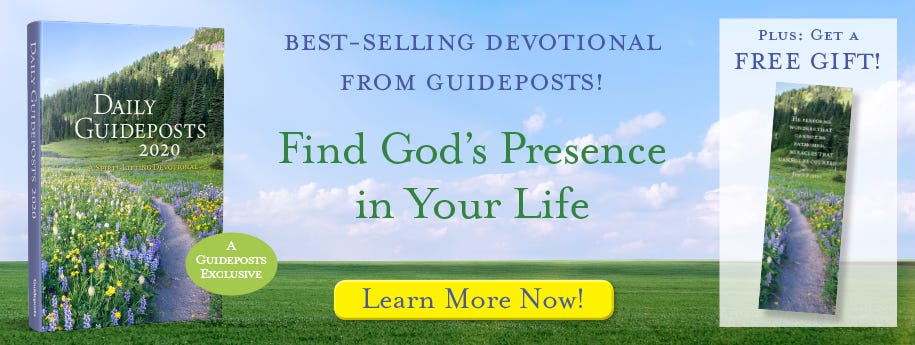 ShopGuideposts org | Shop Guideposts for Inspirational Books