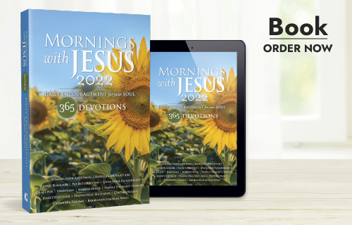 Mornings with Jesus 2022 Book