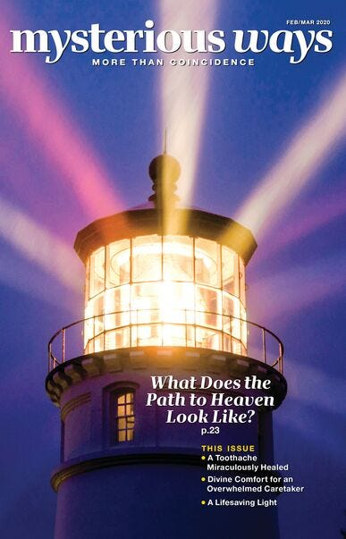 Mysterious Ways Magazine