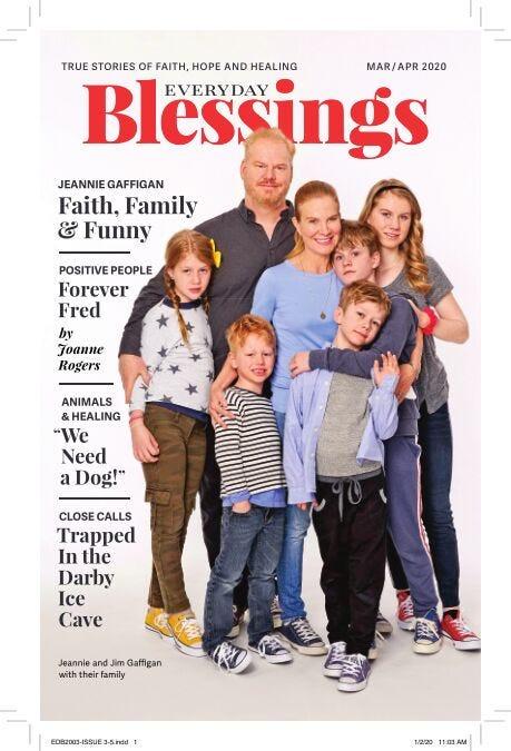 Everyday Blessings Magazine