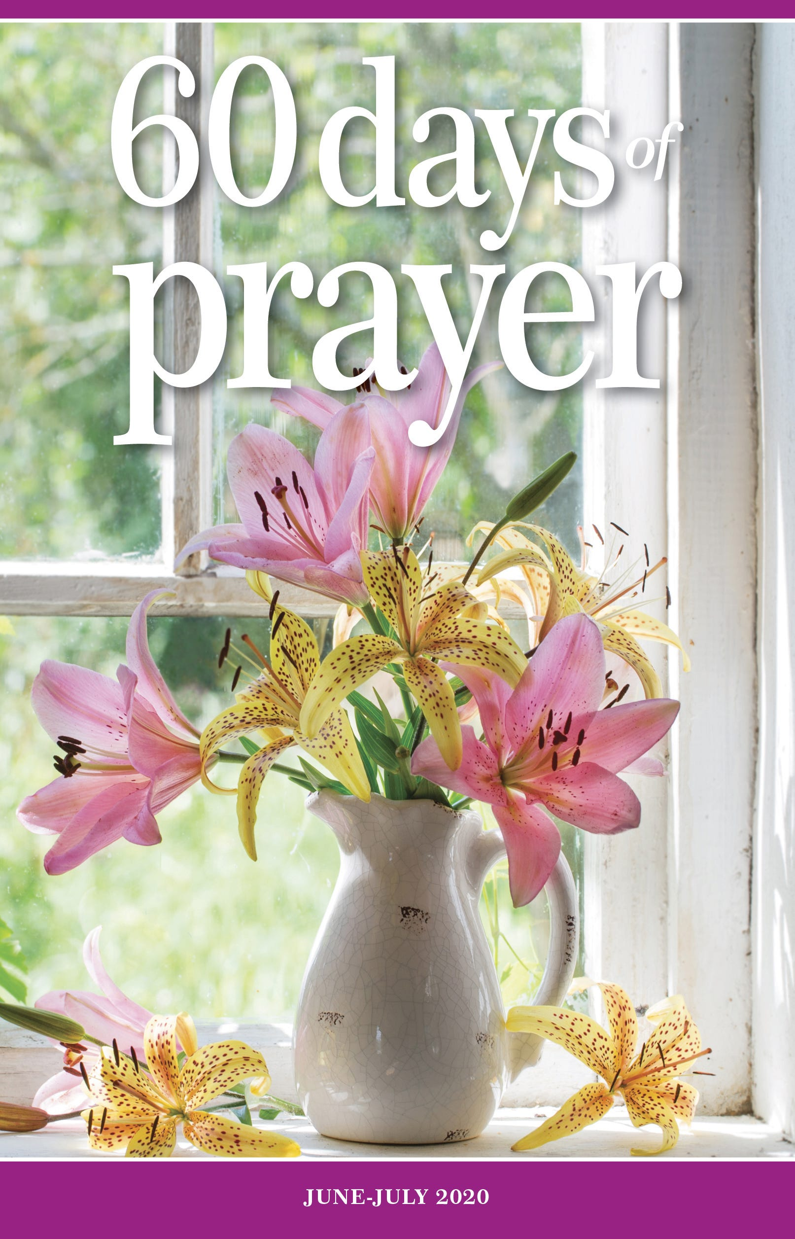 60 Days of Prayer Magazine