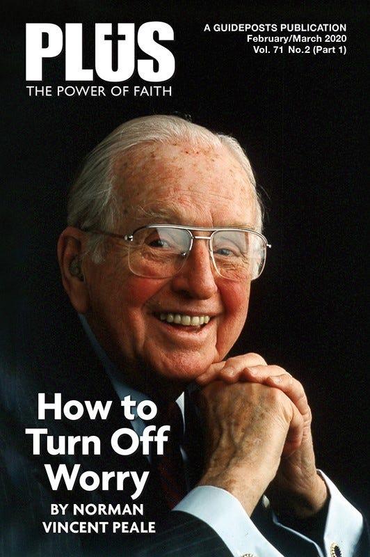 PLUS - The Power of Faith Magazine