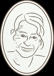 Portrait of Mary Classen