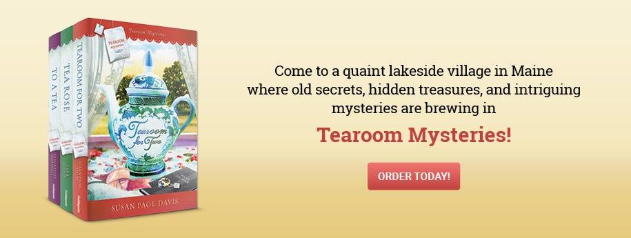 Tearoom Mysteries