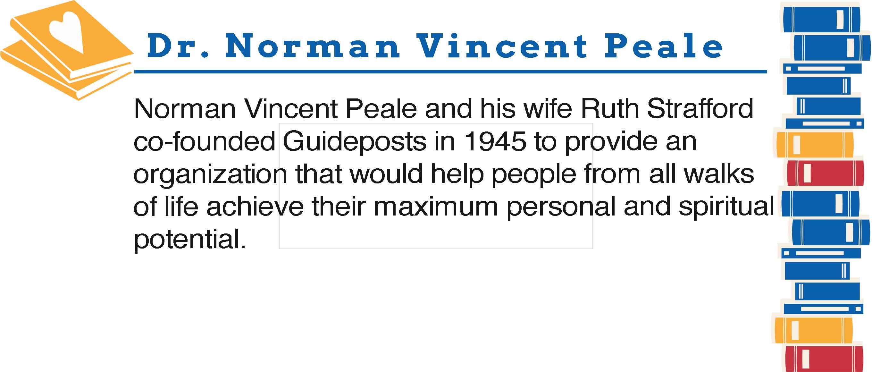 Dr. Norman Vincent Peale
