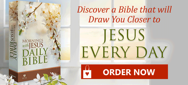 Mornings with Jesus Daily Bible