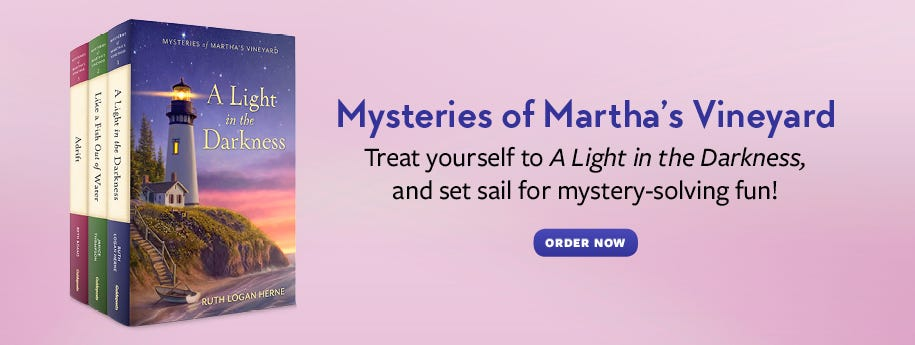 Mysteries of Martha's Vineyard`