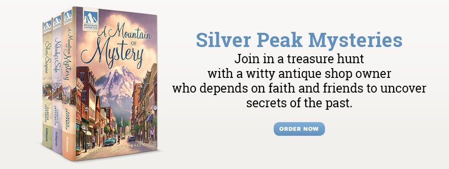 Mysteries of Silver Peak