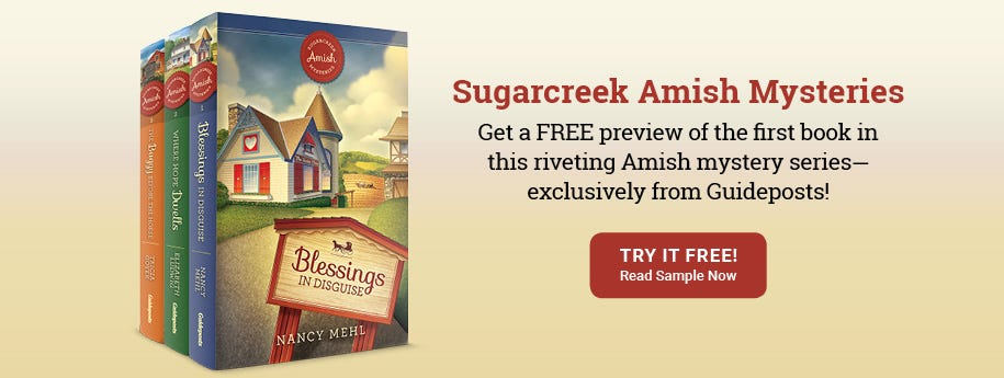 Learn More about Sugarcreek Amish Mysteries