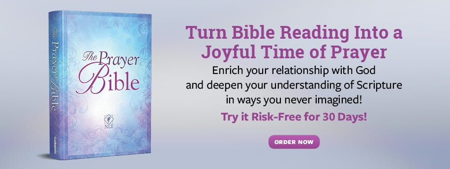 Preview the Prayer Bible