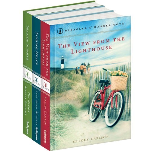 Guideposts Miracles of Marble Cove Series