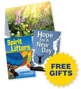 Plus Magazine free gifts